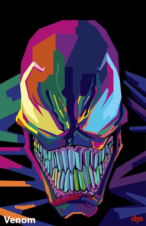 #Venom #Fan #Art. (VENOM) By: DemaIndrawan.