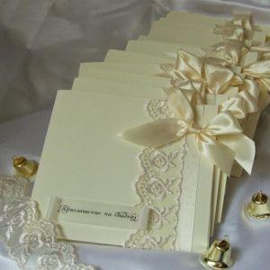 свадебные пригласительные своими руками