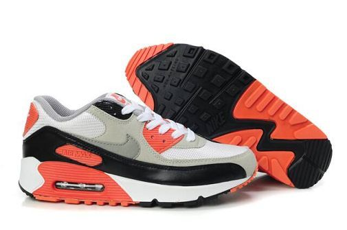 """Nike Air Max 90 Women's Running Shoe """"Infrared"""" ID 1372 for ladies,just $49.99"""