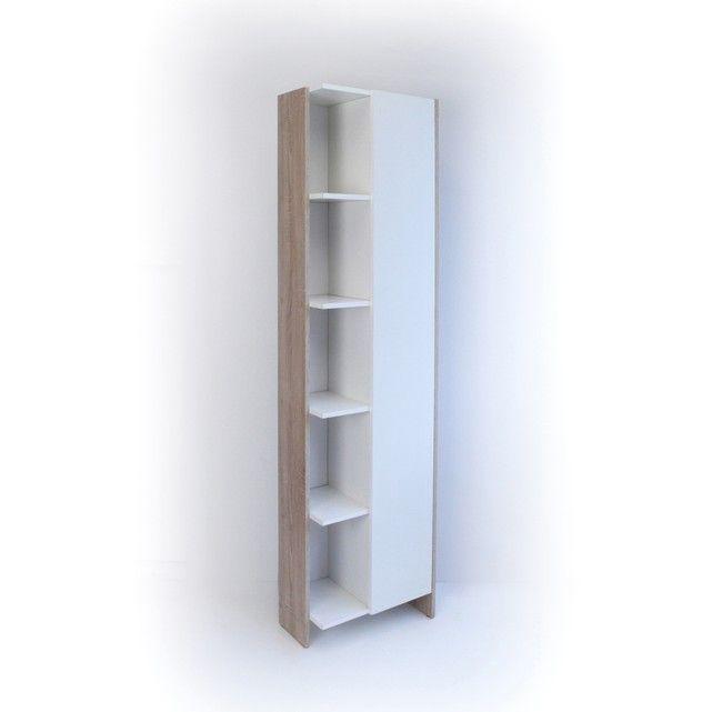 Bild Badezimmerschrank Reynal 5 Regalboden 1 Tur La Redoute Interieurs Schrank Zimmer Regal Interieur