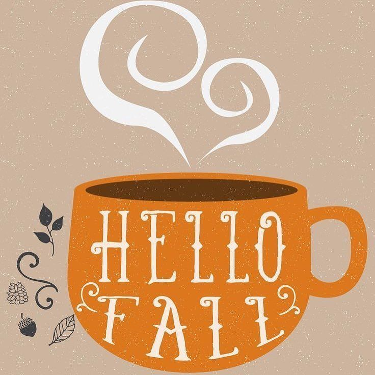Yesterday was the first day of fall and we have to say we are excited! Stay dry and grab some hot apple cider to make this weekend a success! Happy Friday!!!!