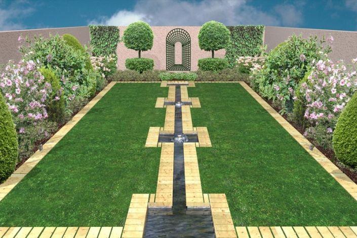 شركة تنسيق حدائق شرق الرياض Sidewalk Structures