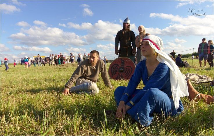 Festival «Staraya Ladoga is the First Capital of Rus» (20/20)  Фестиваль «Старая Ладога — первая столица Руси» (20/20)
