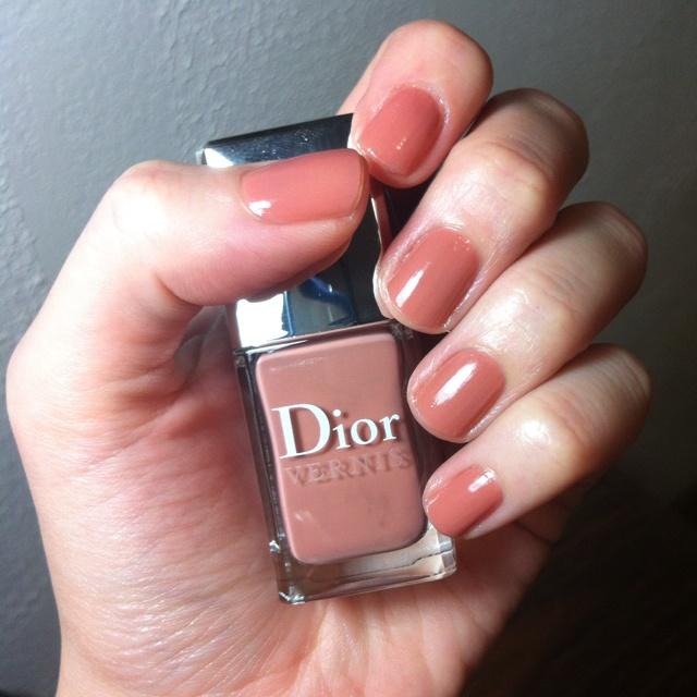 Dior 428 Terre De Sienne Nail Polish Pinterest Dior
