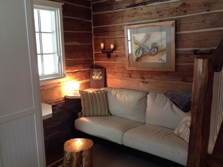 Green Gate Log Cabin: A Modernized 120+ Year Old Pioneer Cabin You Can Rent!