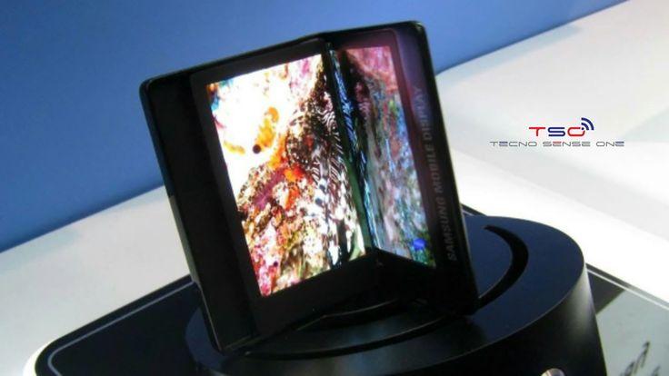 Samsung presentara su primer   smartphone plegable         Hace un tiempo quién se hubiera imaginado que los smartphone podrían ser plegab...