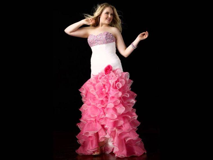 Vestidos de 15 Años para Gorditas Modernos 2014