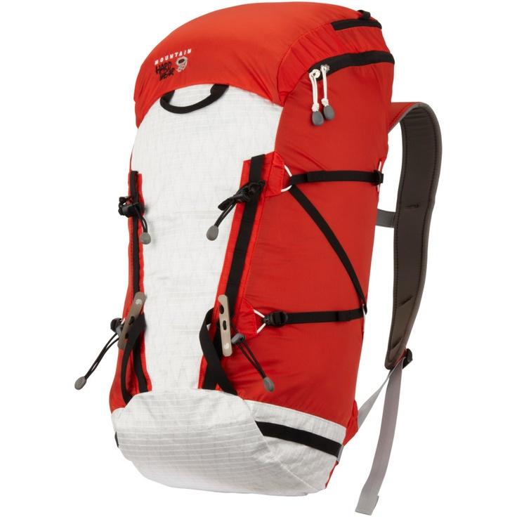 Mountain Hardwear Summitrocket 30 Daypack - 1830cu in   Backcountry.comOutdoor, Mountain Hardwear