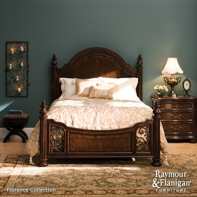 Florence Bedroom Set One Of The Best Things About Traditional Furniture Is The Attention To