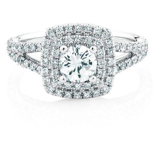 1 3/4 Carat TW Diamond Arpeggio Ring #michaelhill