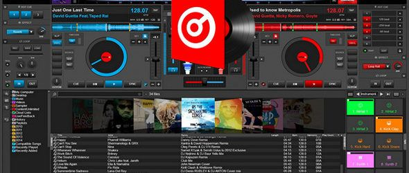 Virtual DJ Pro Infinity v8.2.3573 + Plugins