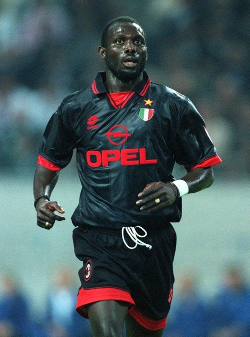 "George WEAH ""King George"" (1995-2000)"