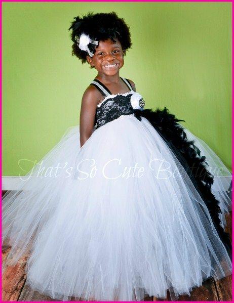 17 Best images about Flower Girl Tutu Dresses on Pinterest ... - photo #8