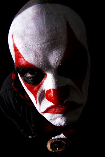 25+ Evil Clown Images - Halloween special @ T