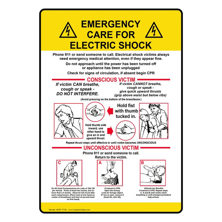 Best  Electric Shock First Aid Ideas On   First Aid