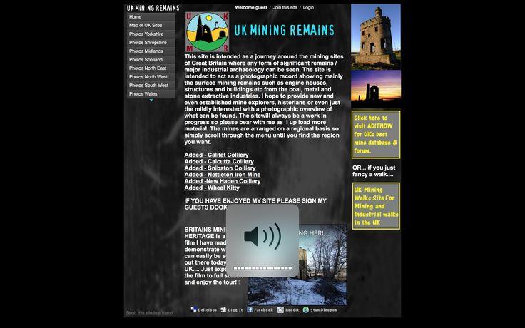 UK Mining Remains