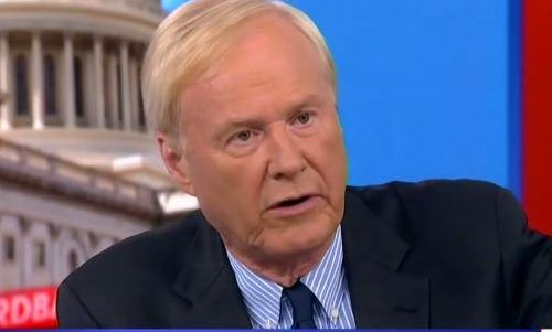 Chris Matthews wonders aloud if divide-&-conquer Dems could ever 'run two white guys' in 2020 and win