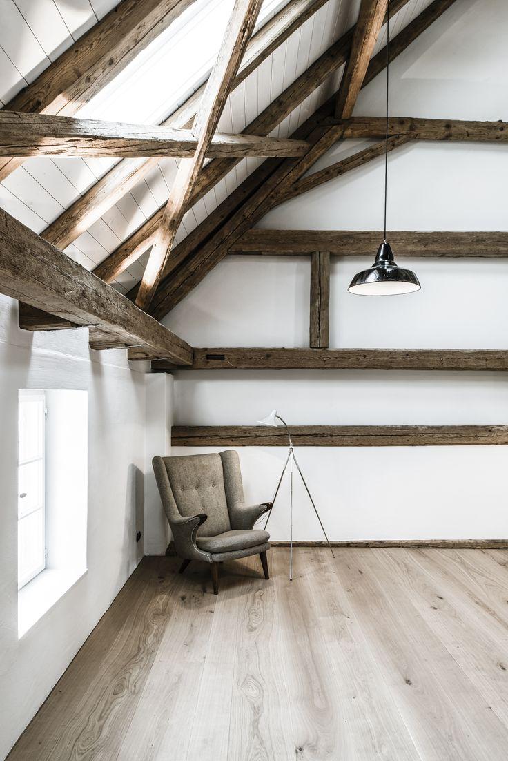 BUERO PHILIPP MOELLER - projects Renovierung Bauernhaus & Scheune 2013