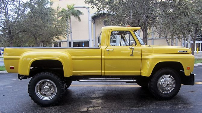 1967 Ford F600 Pickup Big Block V-8, Lifted presented as lot T128 at Kissimmee, FL 2016 - image2