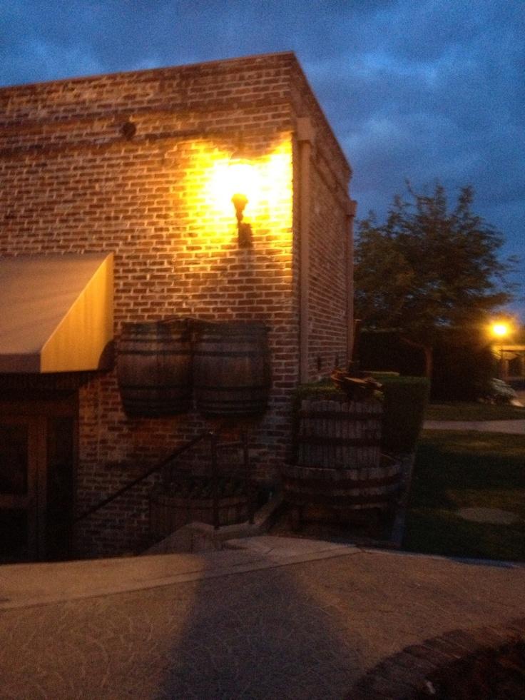 Barrels And Bricks