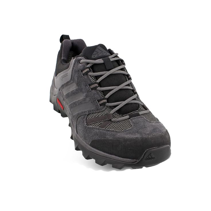 Adidas Outdoor Caprock GTX Men's Waterproof Hiking Shoes, Size: 10.5, Grey