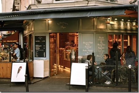 A really long list of vegan restaurants and where to go for vegan options at grocery stores and markets. (Paris) @efromhlp