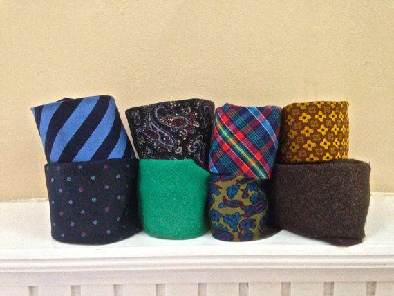Vintage Men's Tie Suprise Gift for Him Boyfriend Husband Father