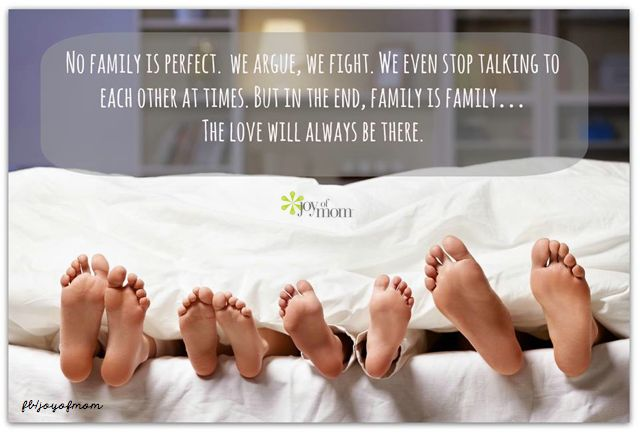 Picture Perfect Family Quotes