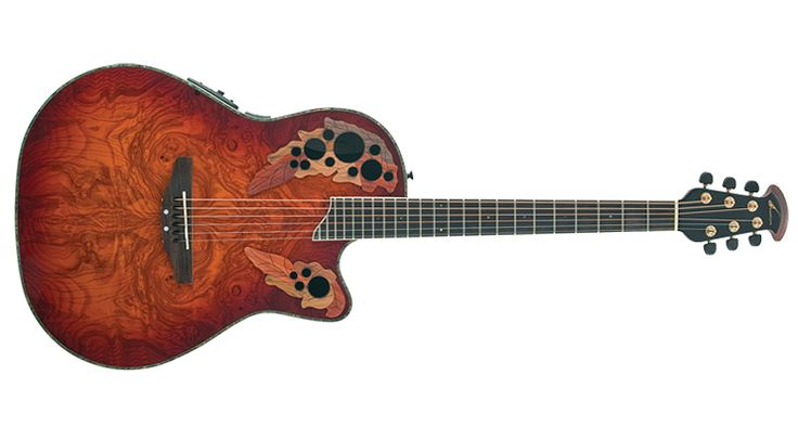 One of the coolest looking guitars I've seen. I'm sure it would be awesome since I liked playing on a different Ovation that looked similar... and it's only $529 here: http://www.massmusic.net/item/Ovation-Guitars---Ovation-CC44-RBBW-Celebrity-Deluxe-Guitar-28946?source=googlefeed