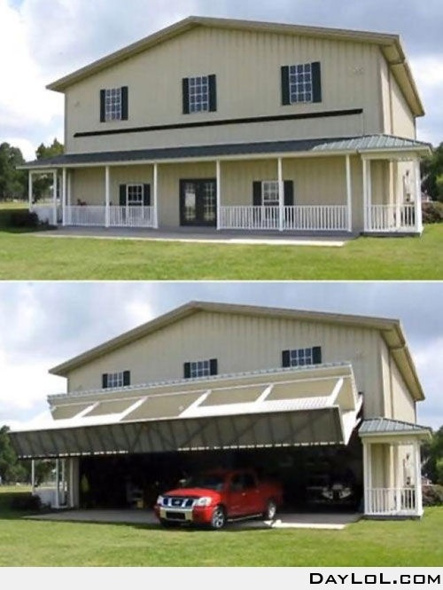 Awesome Garage Door Is Awesome