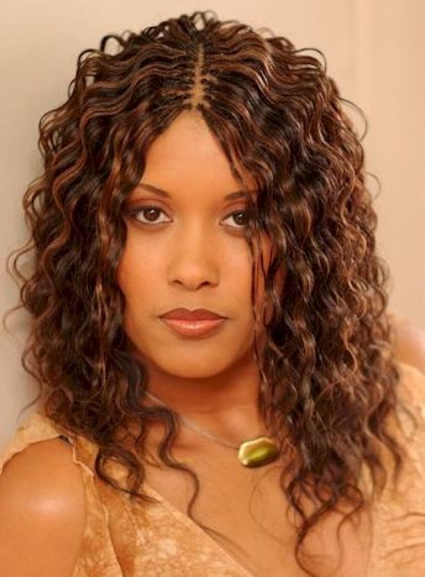 Tremendous 1000 Ideas About Curly Weaves On Pinterest Hair Weaves Curly Hairstyles For Women Draintrainus