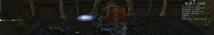Made it in time for 2 chest but only got 1? #worldofwarcraft #blizzard #Hearthstone #wow #Warcraft #BlizzardCS #gaming