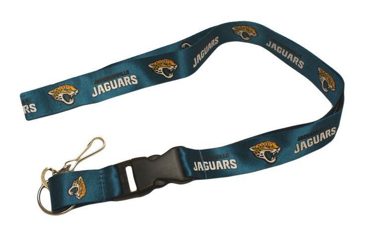 """Jacksonville Jaguars 24"""" Breakaway Lanyard"""