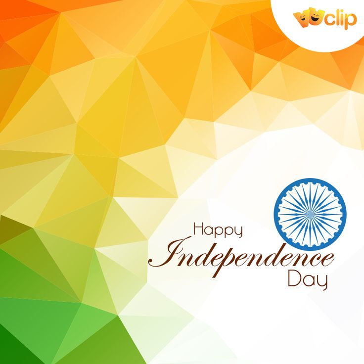 Vuclip wishes you all a very #HappyIndependenceDay! #JaiHind