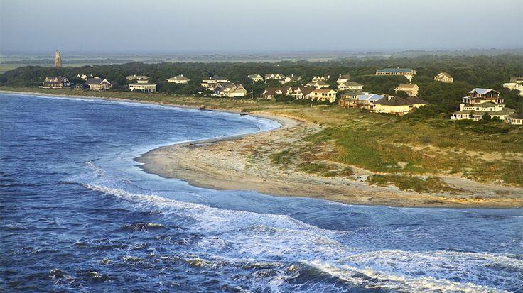 Bald Head Island, NC : 15 Relaxing Fall Getaways : TravelChannel.com