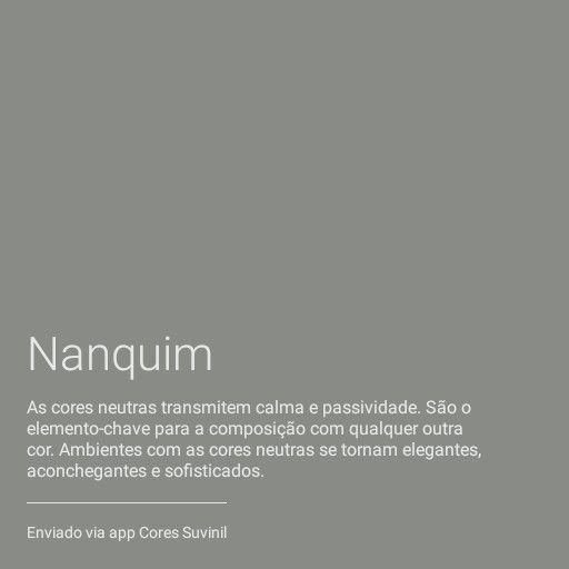 Nanquim  Suvinil  Decor Color Home Decor