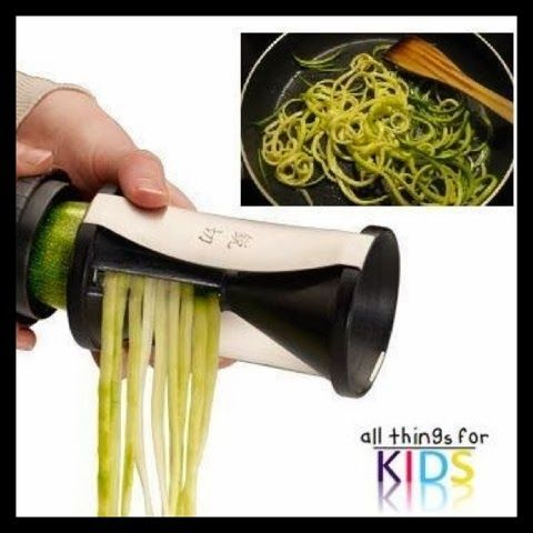 Zoodle Cutter - make your own noodles: Special offer for likers!