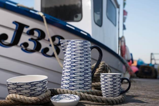 Jersey Pottery,Sardine_Run