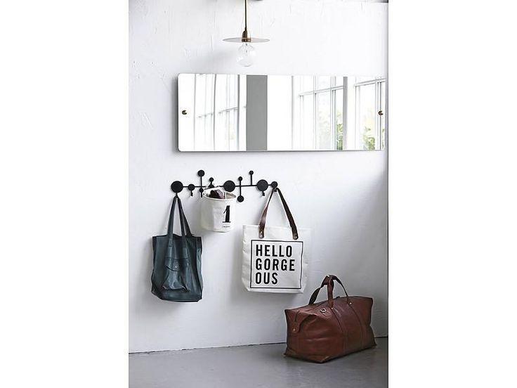 House Doctor Frameless mirror