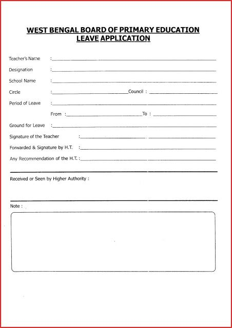 Leave application form format for office  Project Management  Application form Templates Leaves