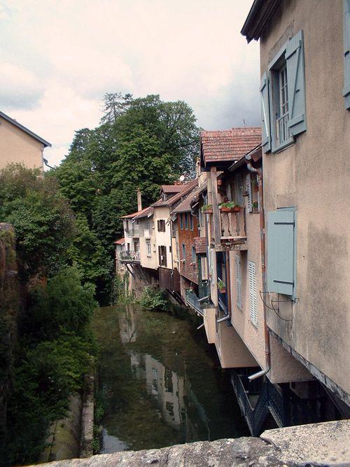 Arbois, Franche-Comte, France