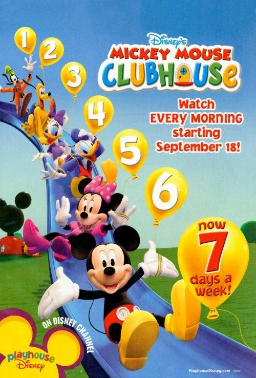 La casa de Mickey Mouse (Serie de TV)   Cartelera de Noticias