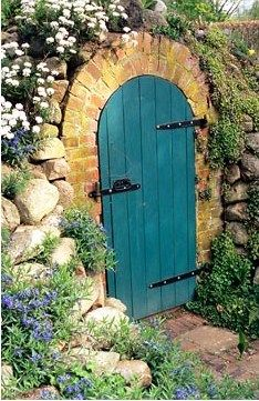 17 Best ideas about Secret Garden Door on Pinterest Purple door