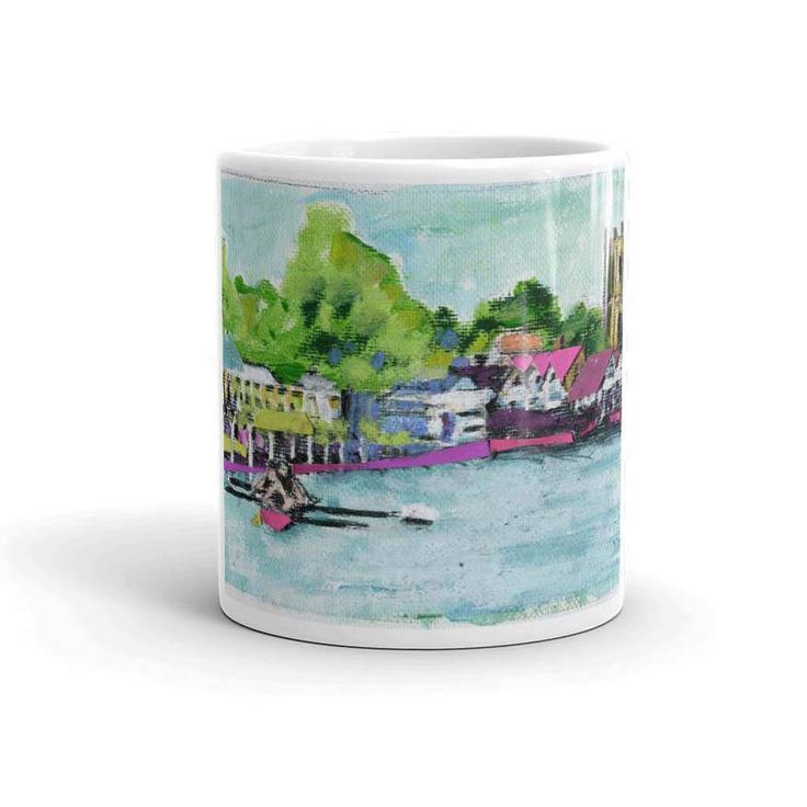 Coffee Mug Henley Regatta Rowers, Mug Henley Royal Regatta Scene, Ceramic Mug Henley Regatta, Mug Sporting Scene, Art Mug by LuminartStudio on Etsy https://www.etsy.com/ca/listing/522075769/coffee-mug-henley-regatta-rowers-mug
