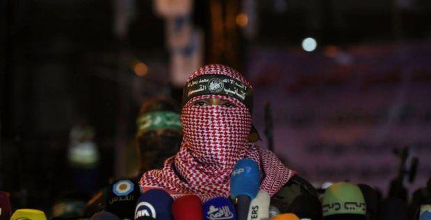 Izzudin Al-Qossam: Israel Telah Menyalakan Bara yang Tertimbun Abu  Yerusalem- Juru bicara Izzudin Al-Qassam Abu Ubaidah mengutuk tindakan Israel terhadap umat Islam atas Masjid Al-Aqsha. Menurutnya larangan untuk melakukan solat dan mempersempit akses masuk ke Al-Aqsha itu sama artinya menyalakan bara yang tertimbun abu. Dilansir dari Hamas.ps pada Sabtu (22/07) Abu Ubaidah menjelaskan bahwa agresi di Al-Aqsha dan Yerusalem akan kembali menyalakan perang panjang dan memicu intifada yang…