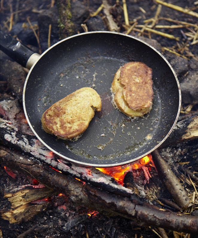 Survival Camp Food Ideas
