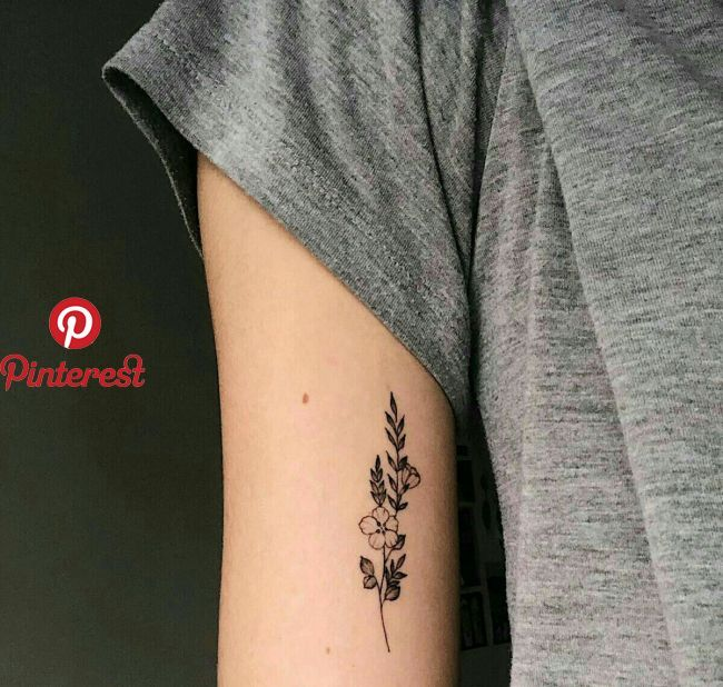 Tiny Flowers Tattoo Tiny Flower Tattoos Small Tattoos Small Wrist Tattoos