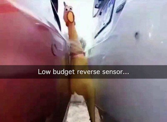 Low budget? I think this would work great!