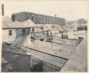 22.Rear of Windmill Street houses from south.   Library of NSW Search - Manuscripts, Oral History, and Pictures Catalogue - State Library of New South Wales