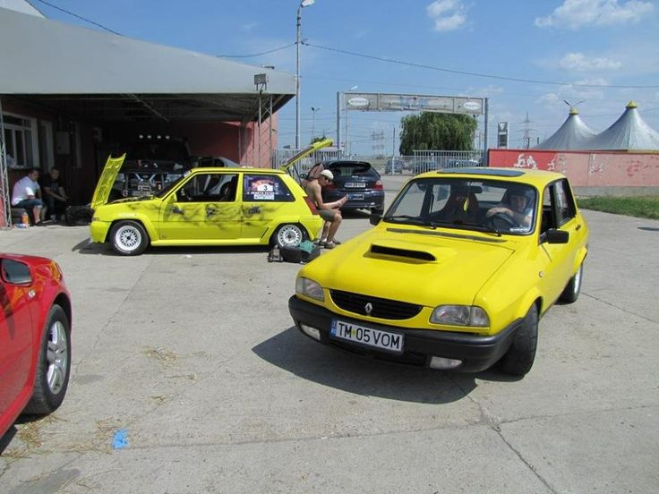 Dacia 1300 turbo 4x4 > First Engine from Renault Fugeo 1.6 Turbo with 132hp > second Engine from Renault 21 2.0 Turbo with 200hp
